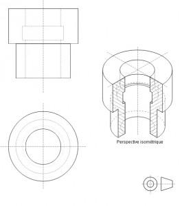Particolare CAD