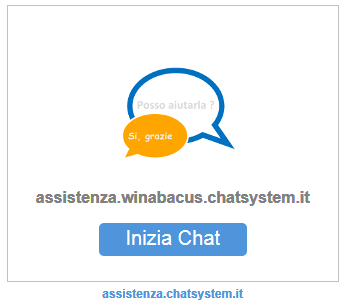 Inizia Chat